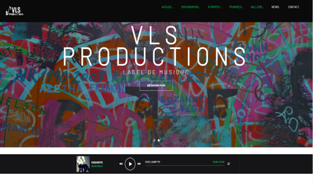 site vls productions